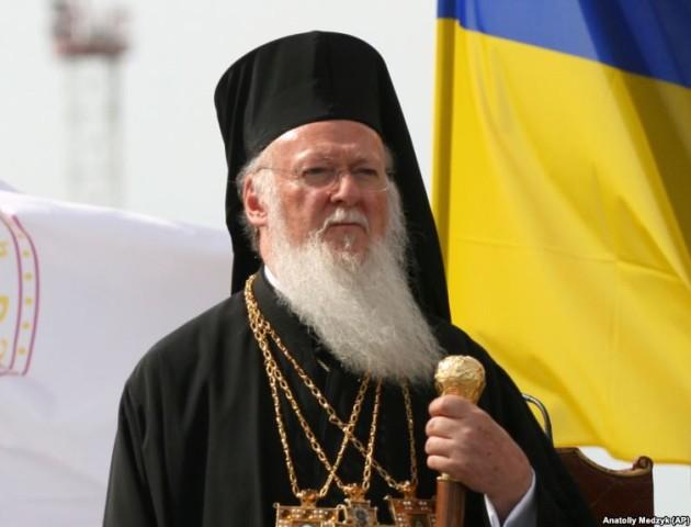 Варфоломій розповів, що і раніше молився за Україну