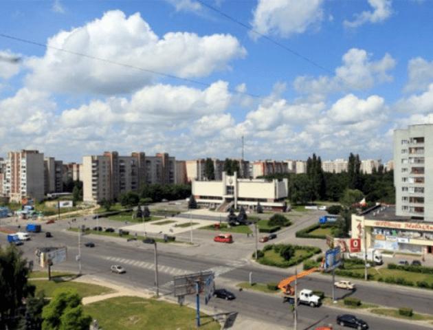 У Луцьку відремонтують проспект Соборності та вулицю Ківерцівську