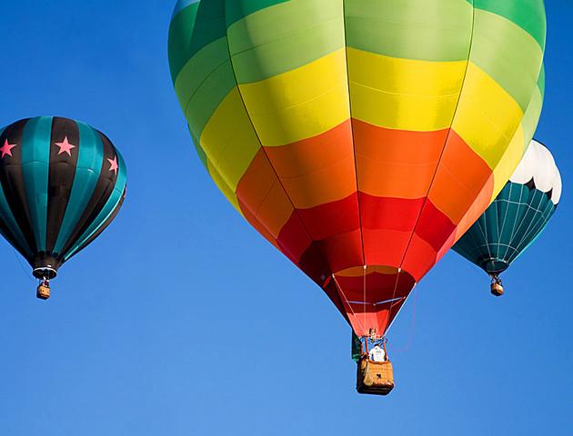 У Луцьку можна буде політати на повітряній кулі
