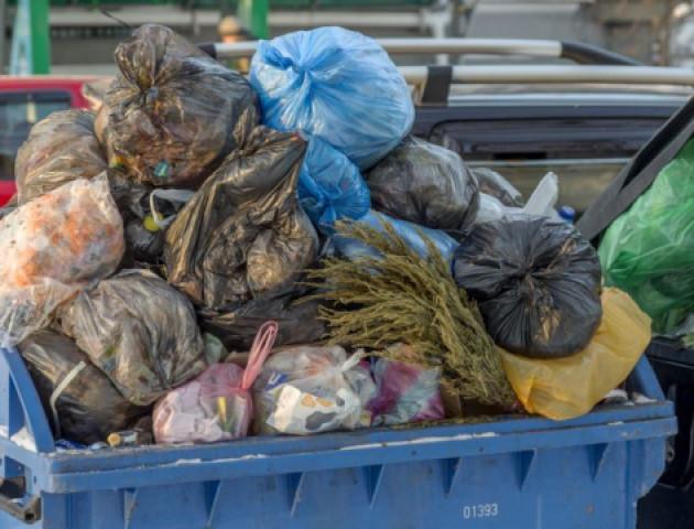 Луцька міськрада розриває договір з ТОВ «МЖК» за систематичне невивезення сміття