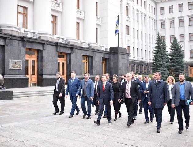 Буде сильна влада - буде сильна Україна!