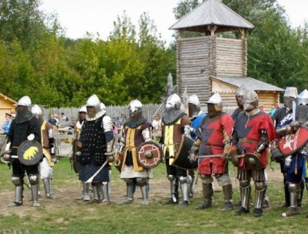 Луцькі лицарі запрошують на лучний турнір