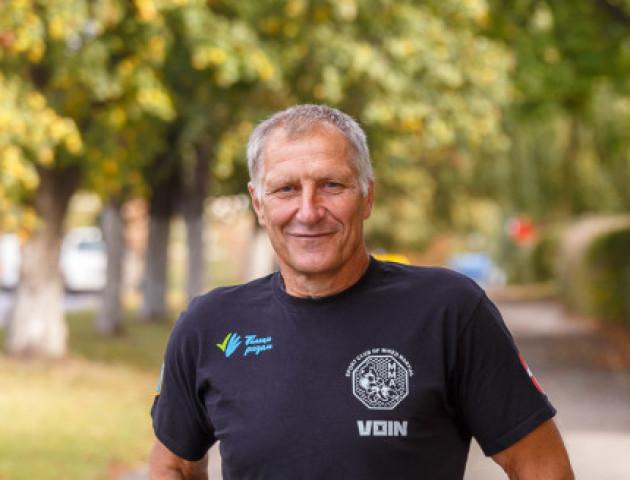 Учитель фізкультури із волинського села виборов медаль на чемпіонаті світу