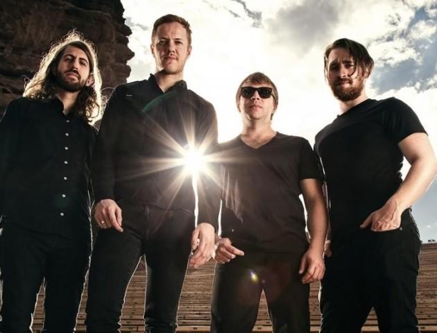 Рок-гурт Imagine Dragons уперше приїде з концертом до України
