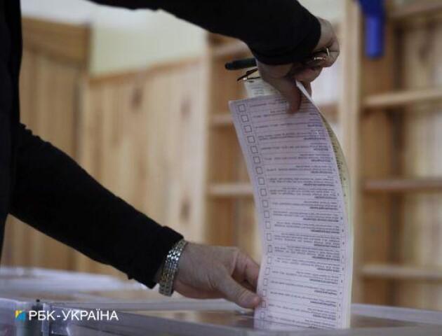Явка на місцевих виборах в Україні 35,94% - ОПОРА