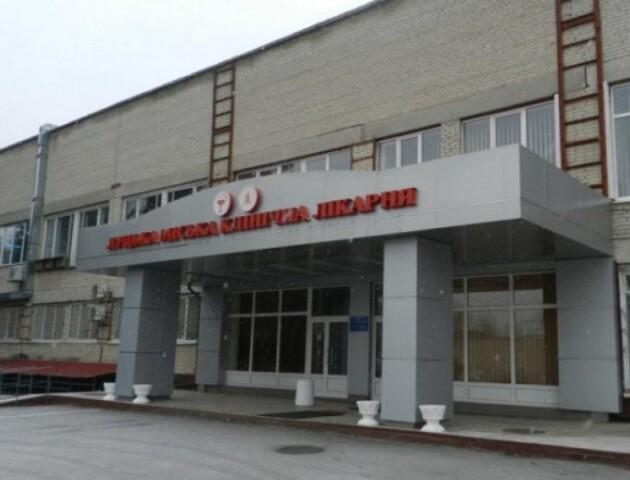 Усіх пацієнтів Луцької міської клінічної лікарні хочуть тестувати на COVID-19
