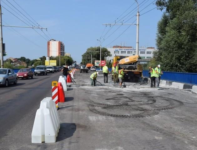 З квітня у Луцьку почнуть знову ремонтувати міст на Ковельській
