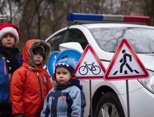Із сиреною в патрульному авто: лучан кличуть на розваги з поліцейськими