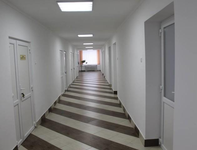 У горохівській лікарні завершили ремонт за мільйон гривень. ФОТО