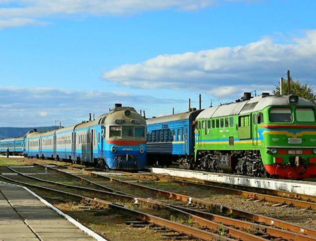 На Волині через ремонт два потяги змінять маршрут