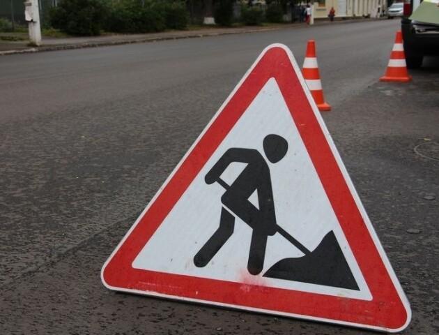 У Луцьку обмежать рух транспорту на одній із вулиць