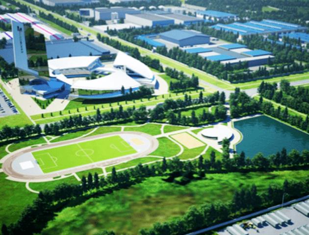 На Ковельщині планують створити сучасний парк