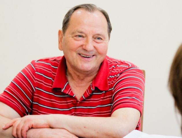 У Волиньраді шукають заміну Сидору, який 36 років керує обласною лікарнею