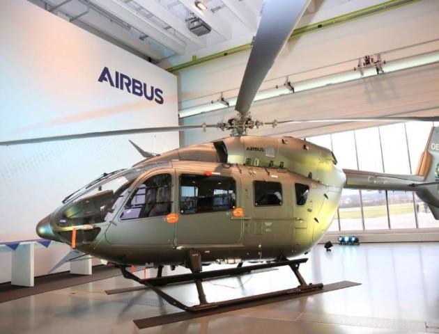 Українська поліція отримає 55 сучасних вертольотів. ФОТО