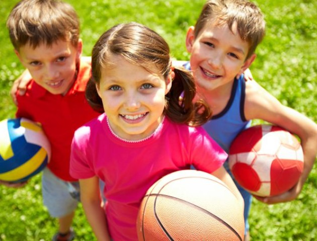 Якими фізичними активностями корисно займатись дітям