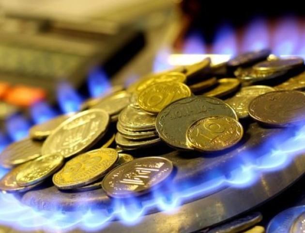 На Волині вісім з десяти споживачів боргують за газ