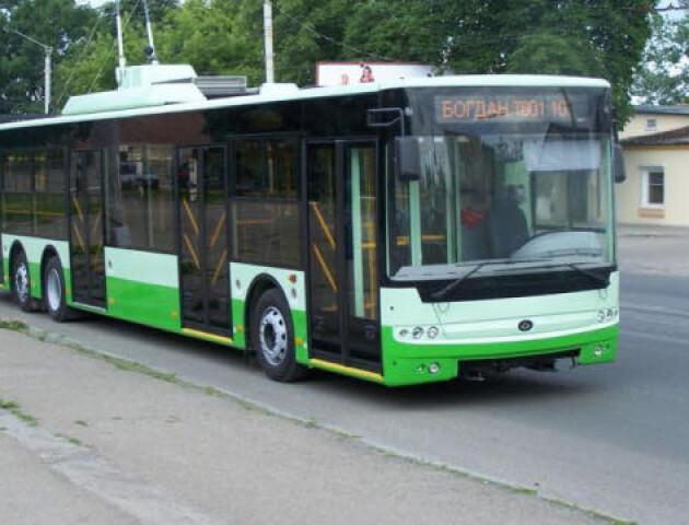 У Луцьку просять відновити рух тролейбусів