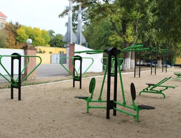 У Луцьку відновлять спортивний майданчик