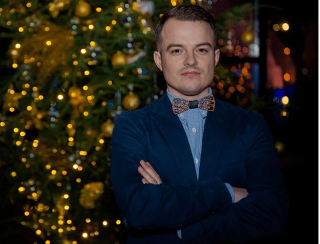 Фотограф Борис Приходько - на фестивалі «Флюгери Львова»
