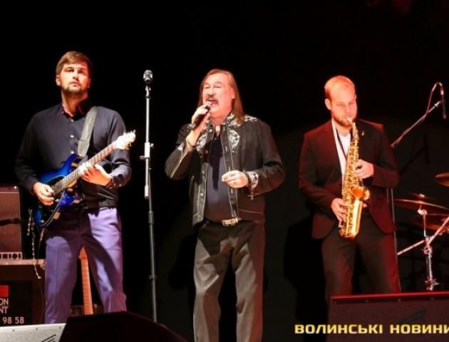 Концерт Степана Гіги у Луцьку. ФОТО