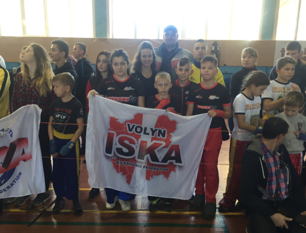 Студентка з Луцьку виборола золото на Кубку України з кікбоксингу «ISKA»