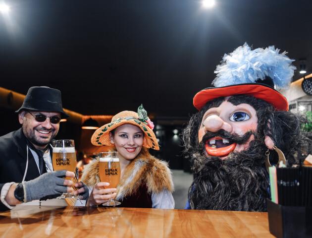 Хороша музика, конкурси та пиво: лучан запрошують на вечірки до броварні