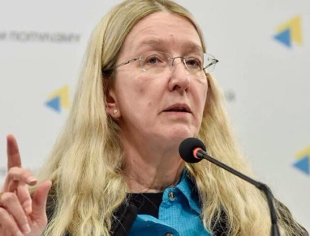 «Використання ситуації у політичних цілях», - Супрун про реагування влади на коронавірус
