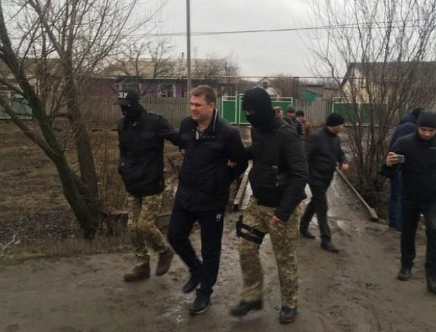 Соратника Медведчука родом з Волині затримали за сепаратизм