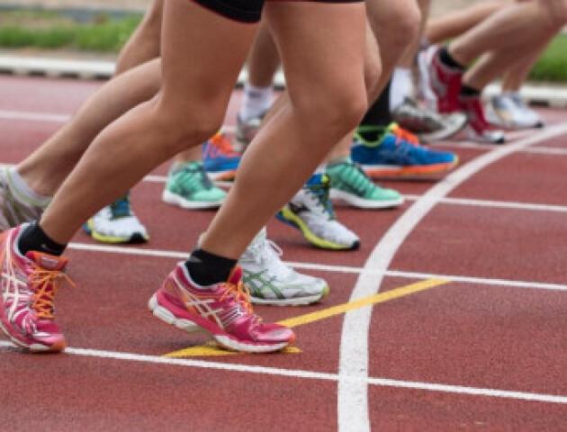 Волинські легкоатлети здобули медалі на чемпіонаті України