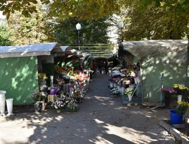 Сквер на місці квітково базару реконструюють за 650 тисяч