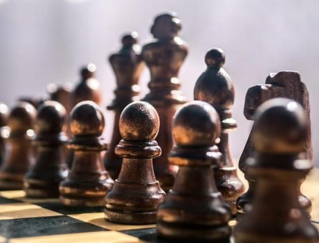 Митники Волині здобули першість на чемпіонаті із шахів між правоохоронцями області