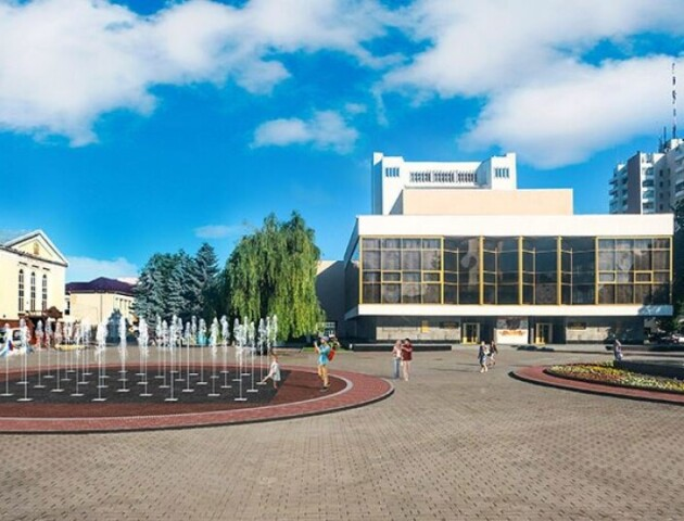 3D-фонтан у центрі Луцька облаштують вже цього року