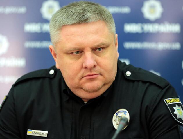 У начальника поліції Києва - коронавірус. Інфікувався в Україні