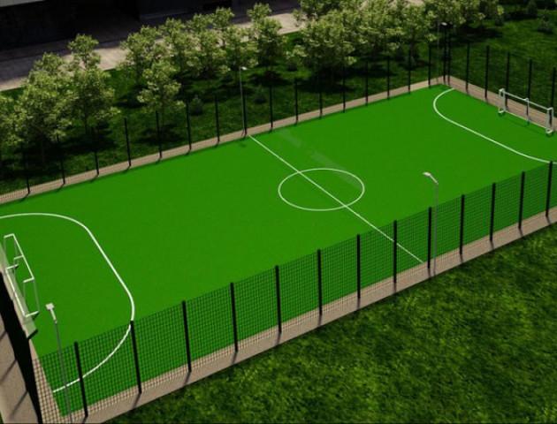 У селі на Волині збудують футбольне поле