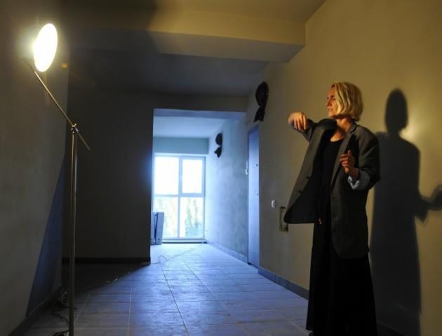 Відео унікальної вистави «Шишко» на даху «Супернови»