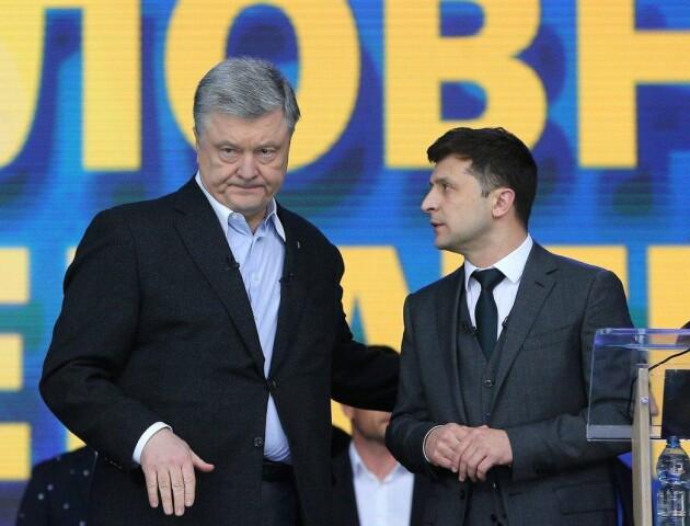 Остаточні дані екзит-полу на виборах президента України