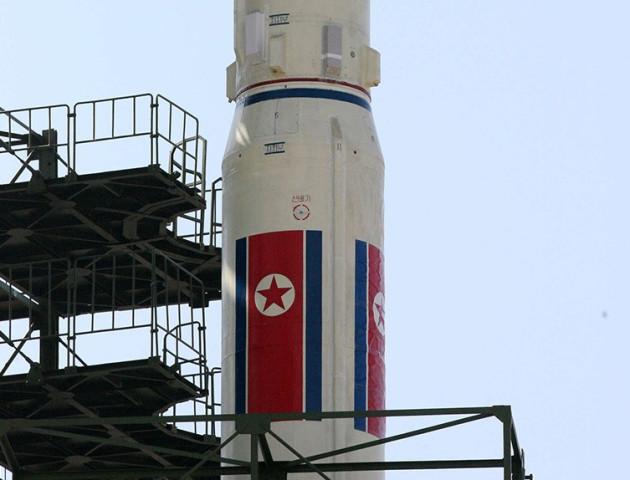 КНДР знову запустила балістичну ракету