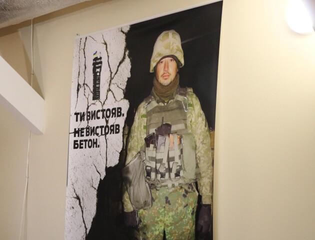 «Для багатьох це були останні фото». Фотографії волинського «кіборга» показали у Львові