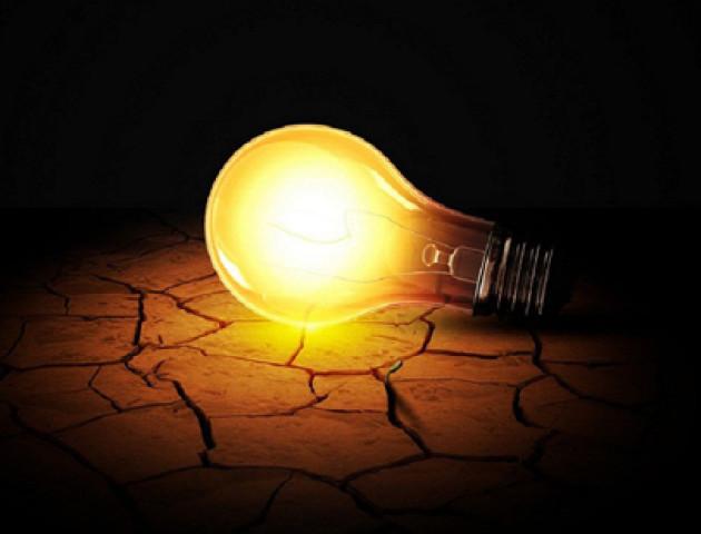 Графік відключення світла у Луцьку на 10 серпня