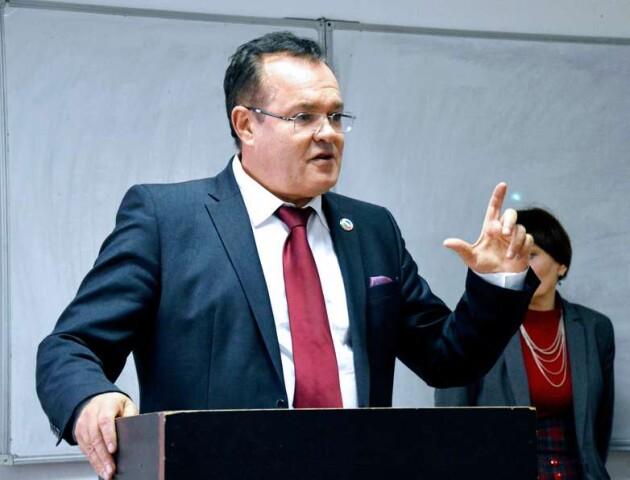 «Динамічний розвиток нашого університету матиме продовження», - Ігор Коцан