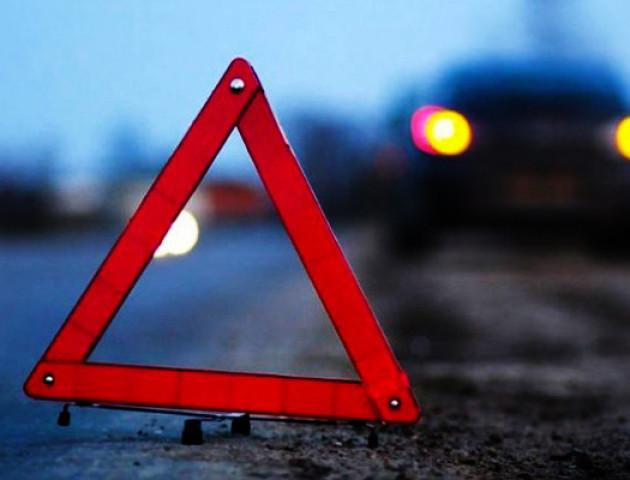 У Любешові білоруска вчинила аварію і втекла