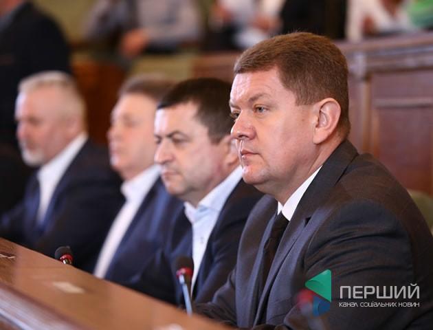 Імберовський і Дибель увійшли в фракцію УКРОП у Волиньраді