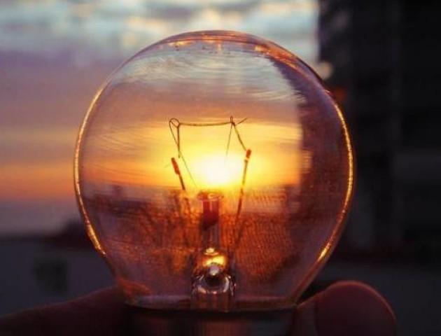 Графік відключення світла у Луцьку 5 вересня