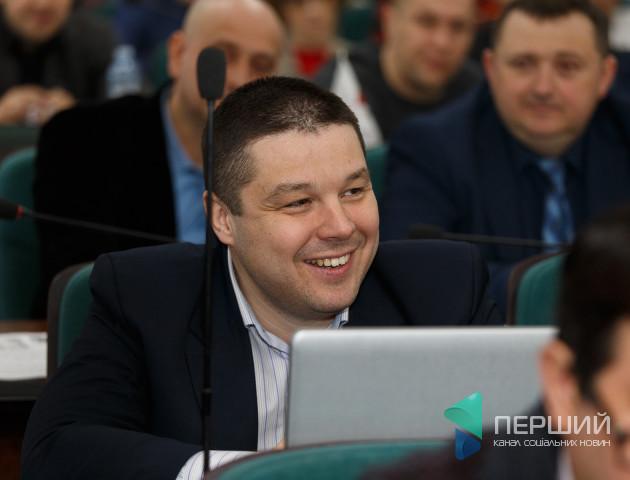 Провальний звіт віце-мера: Петрочук втрачає популярність серед провладної більшості Луцькради