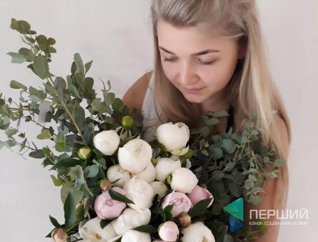 У луцькому «Промені» відкрився магазин квітів. ФОТО