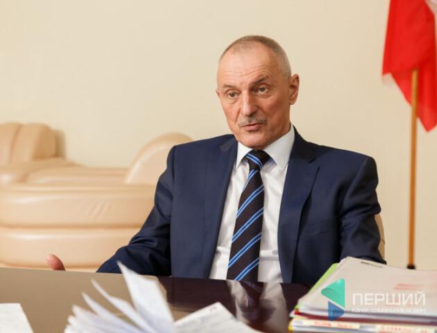 «Я не бачу себе в політиці», – екс-губернатор Волині Савченко