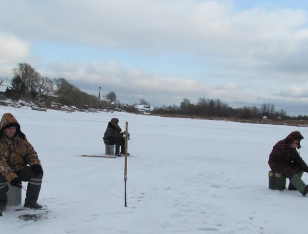 Перелік шацьких озер, на яких взимку не можна рибалити