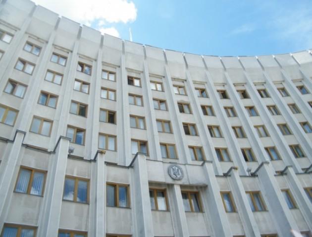 «Одним махом»: депутати Волиньради за три години розглянули понад 70 питань. ВІДЕО