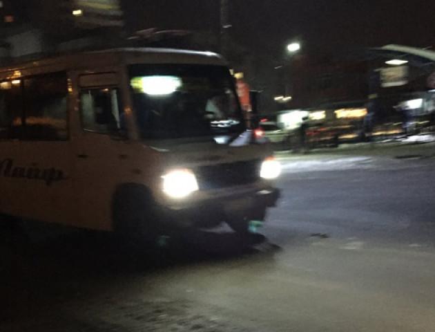 Водій маршрутки Рівне-Луцьк виганяв з автобуса учасника АТО. ФОТО