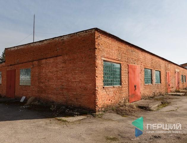 У Луцьку продаються просторі складські приміщення. ФОТО